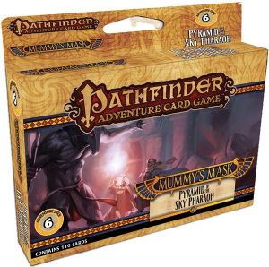 Pathfinder : Mummy's Mask – Deck 6 – Pyramid of the Sky Pharaoh